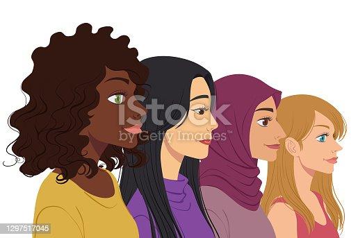 istock United women 1297517045