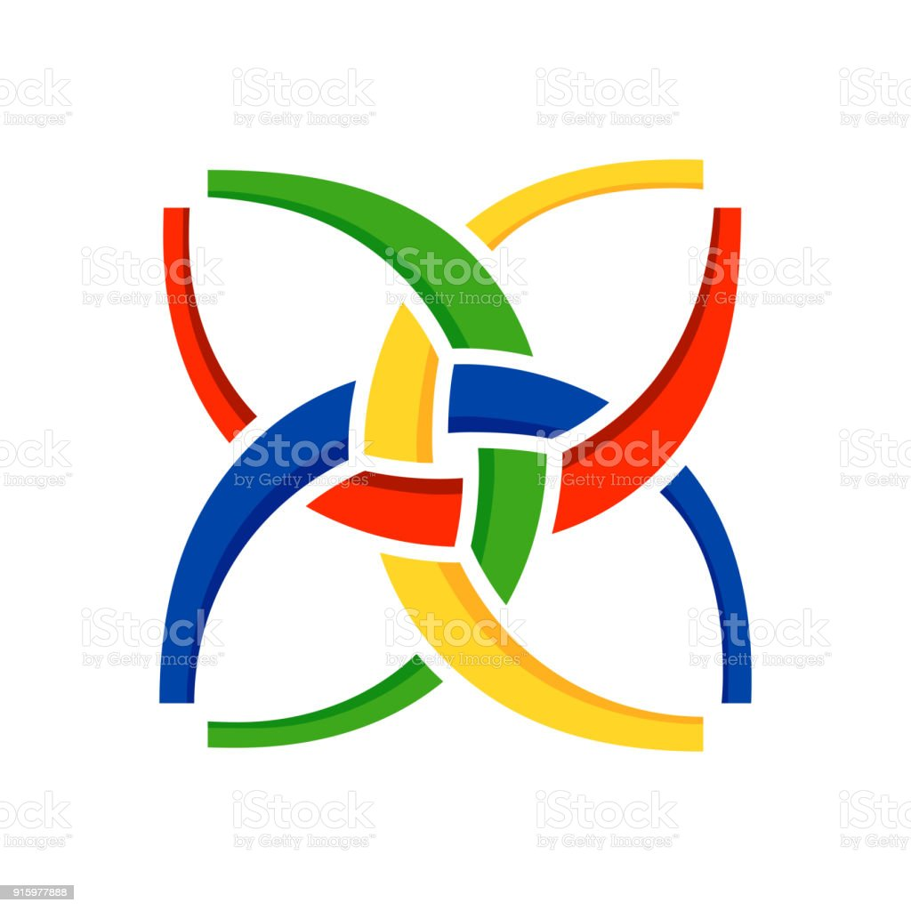 Unity In Harmony Symbol Design Stock Illustration Download Image Now Istock