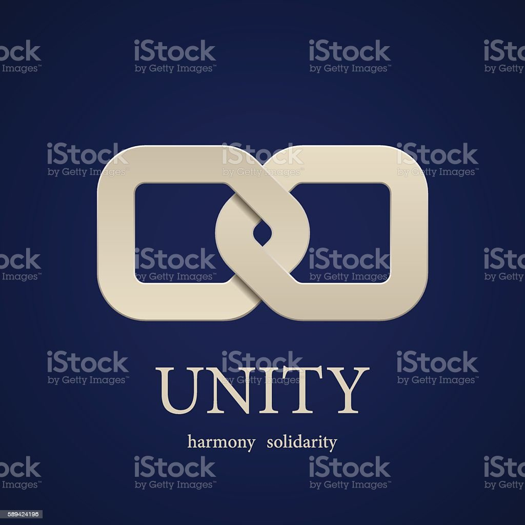 Unity Symbol Design Template Stock Illustration Download Image Now Istock