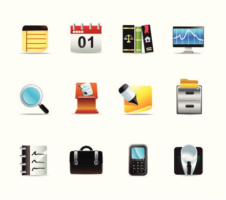 Universal Business Icons