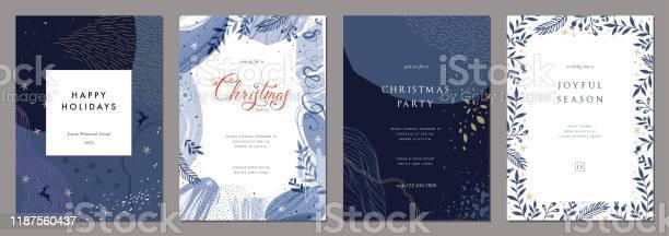 Ilustración de Templates04 De Navidad Universal y más Vectores Libres de Derechos de Abstracto