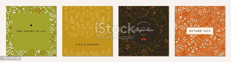Universal Floral Square Templates_01