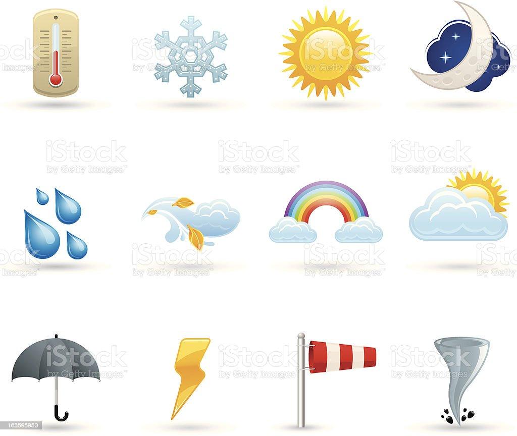 Iconos universales al aire libre ilustración de iconos universales al aire libre y más banco de imágenes de arco iris libre de derechos