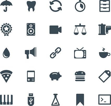 Universal Icons Set 5