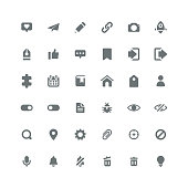 Universal internet icons,vector illustration.\nEPS 10.