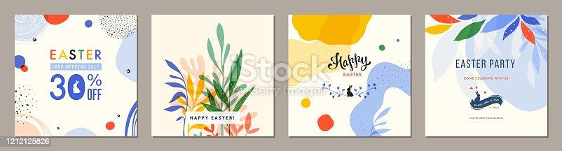 istock Universal Social Media Easter Templates_10 1212125826