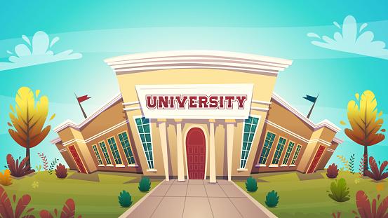 Hilarious Cartoon Exposes Truth About Today's Universities  |Brown University Building Cartoon