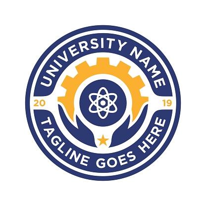 University / School Emblem design inspiration