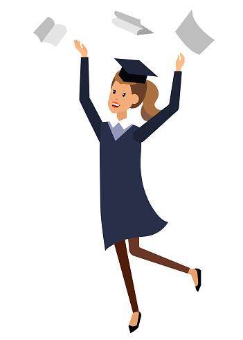 university students graduation