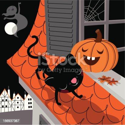 istock Unscary Halloween. 156937367