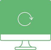 Upgrade icon