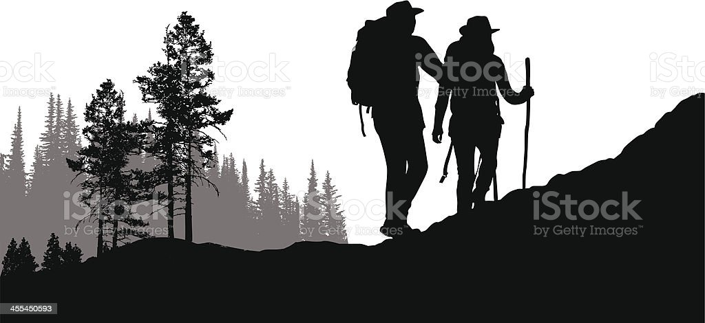 Uphill Climb royalty-free uphill climb stock vector art & more images of adult
