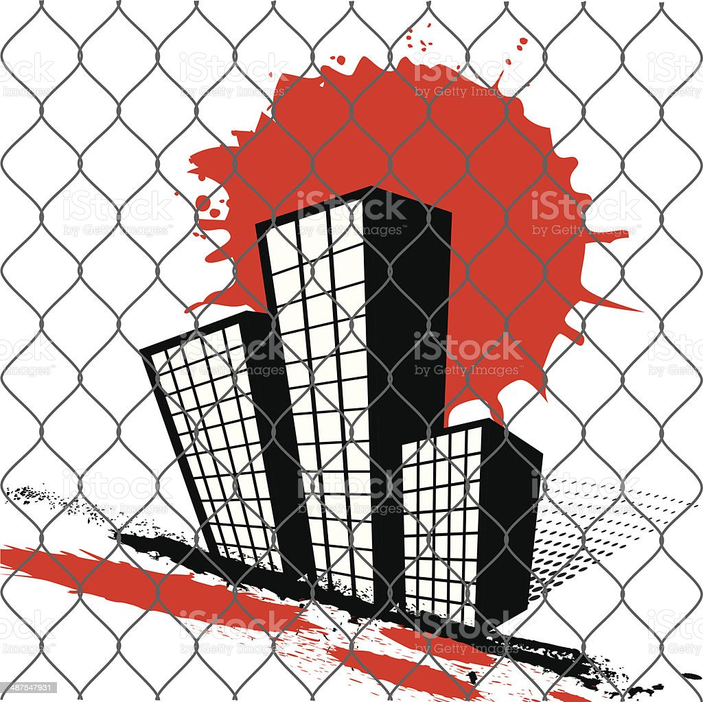 Urban background royalty-free urban background stock vector art & more images of avenue