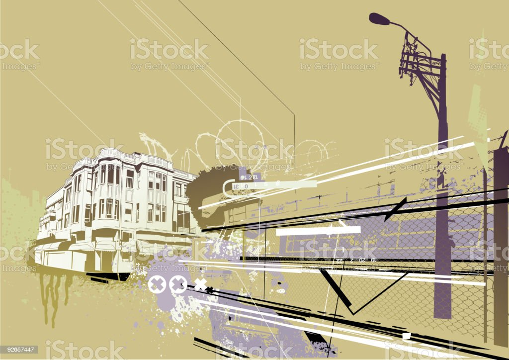urban background royalty-free urban background stock vector art & more images of abstract