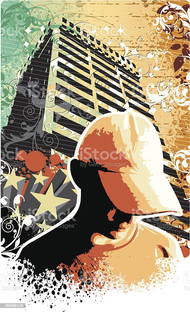 Urban boy. royalty-free urban boy stock vector art & more images of adult