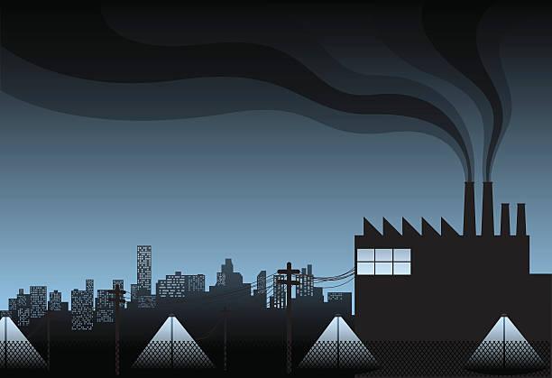 Miejski Fabryka – artystyczna grafika wektorowa