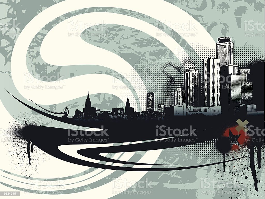 Urban Flow royalty-free urban flow stock vector art & more images of abstract