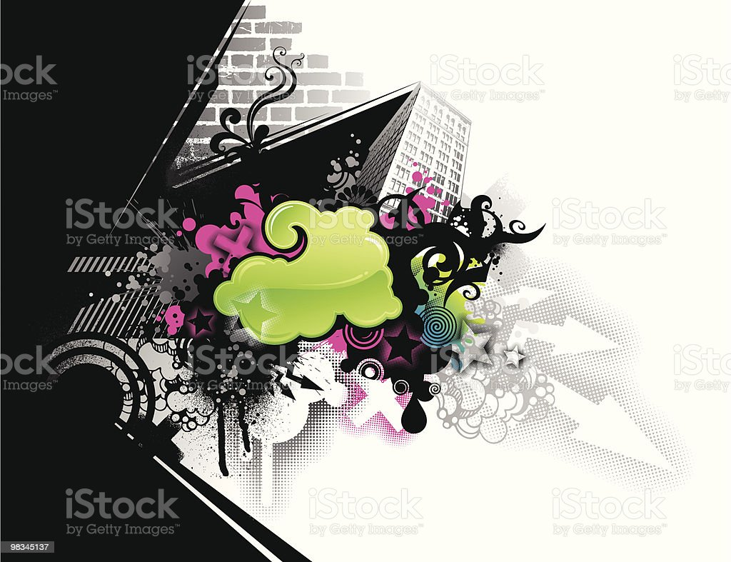Urban Graphics royalty-free urban graphics stock vector art & more images of abstract