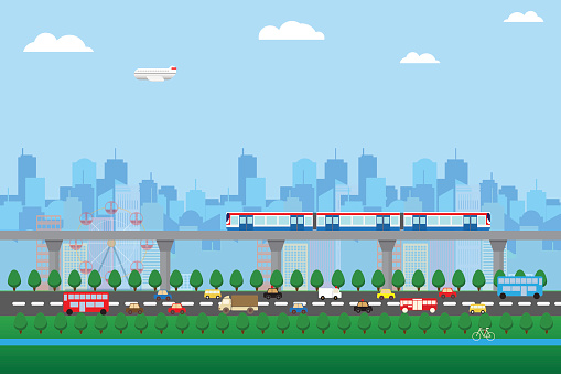Rail stock illustrations