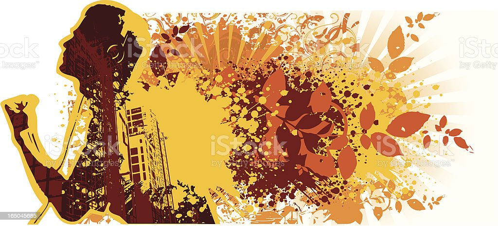 Urban musical design royalty-free urban musical design stock vector art & more images of abstract