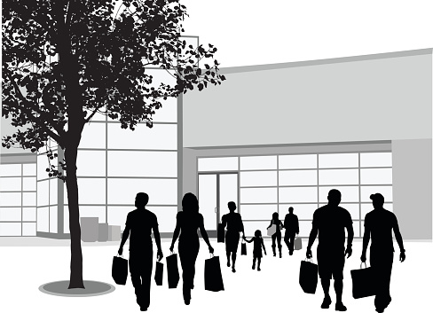 Urban Shopping Center