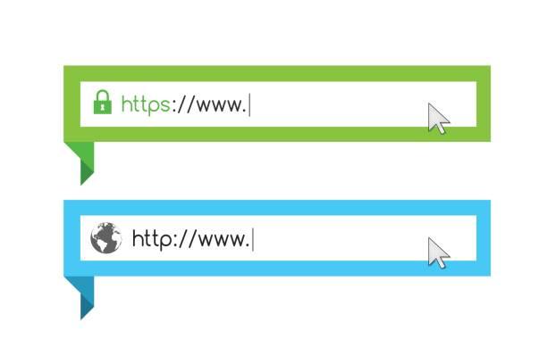 illustrations, cliparts, dessins animés et icônes de barre d'url et adresse - www