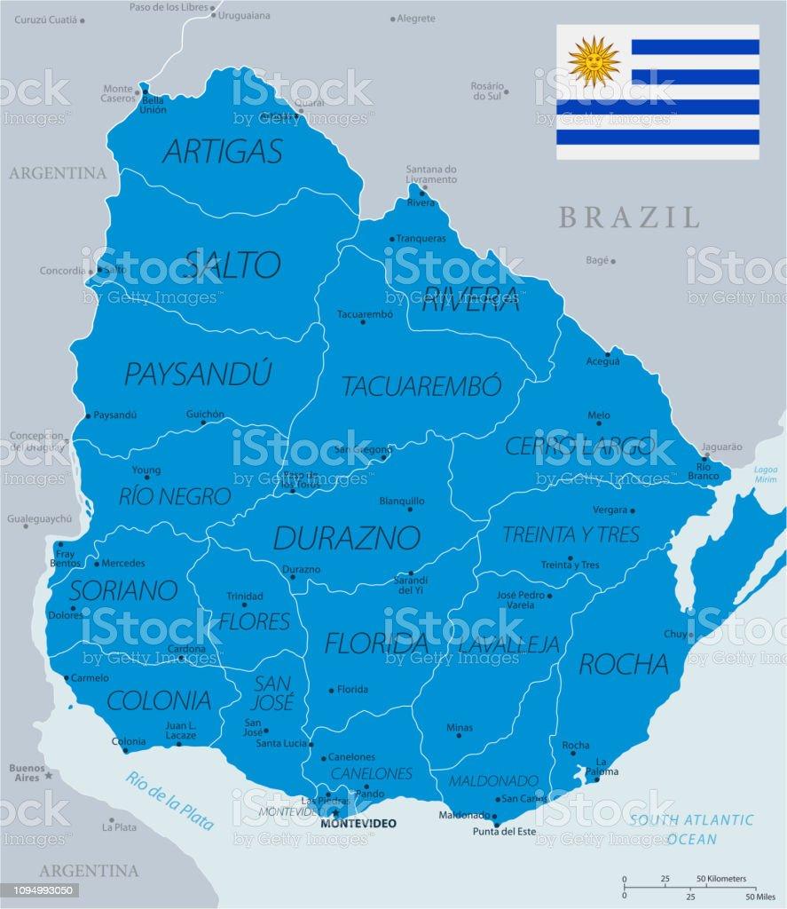 33 - Uruguay - Blue Gray 10