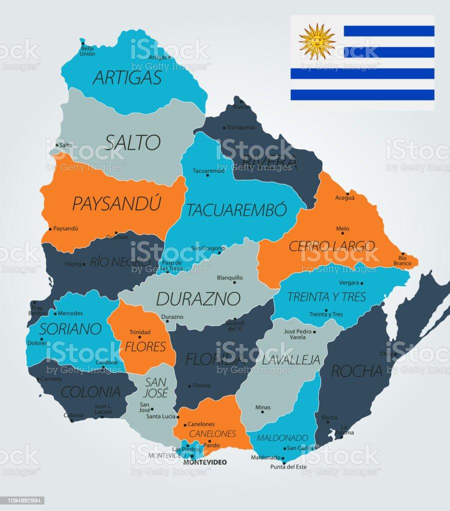 13 - Uruguay - Blue-Orange 10