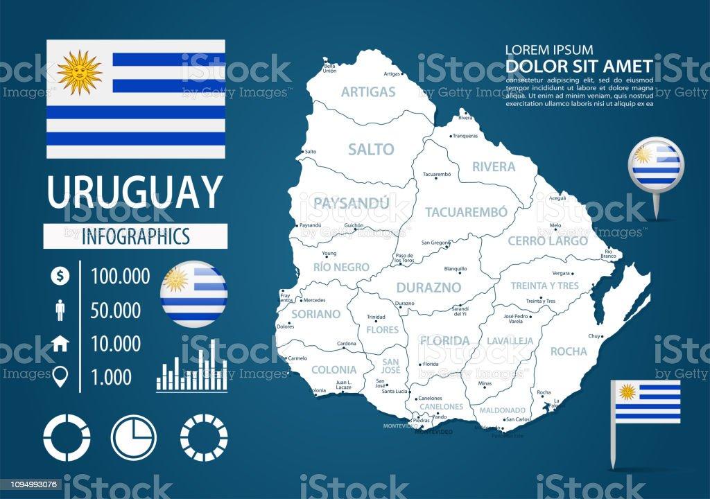 39 - Uruguay - Dark Murena Bg Infographic q10