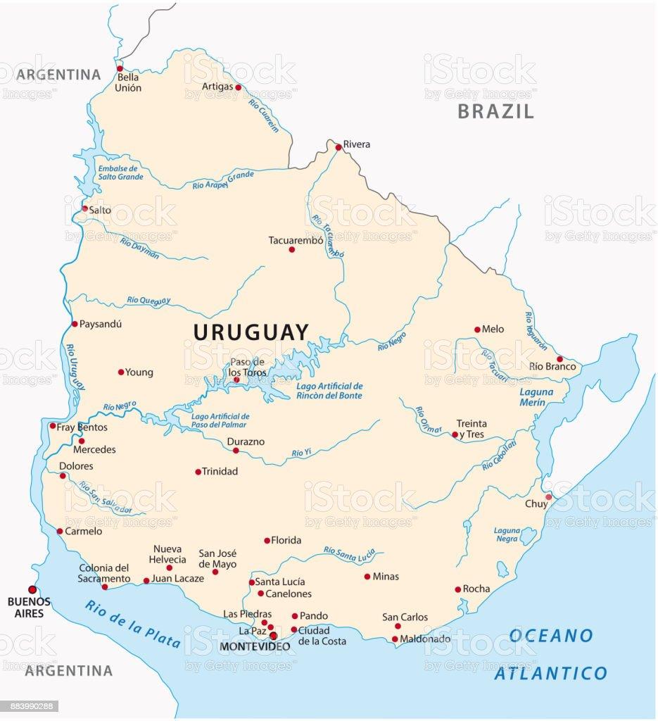 La Hidrovía del Río Uruguay (Edison González Lapeyre)