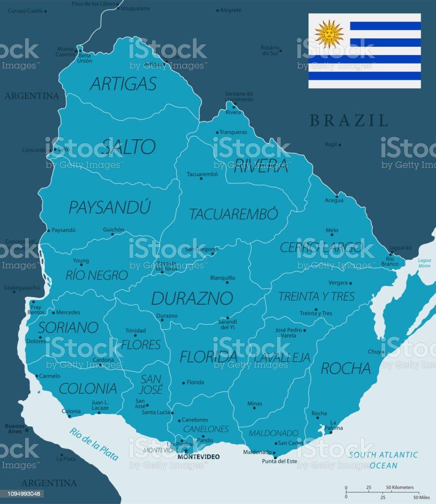 32 - Uruguay - Murena Dark 10