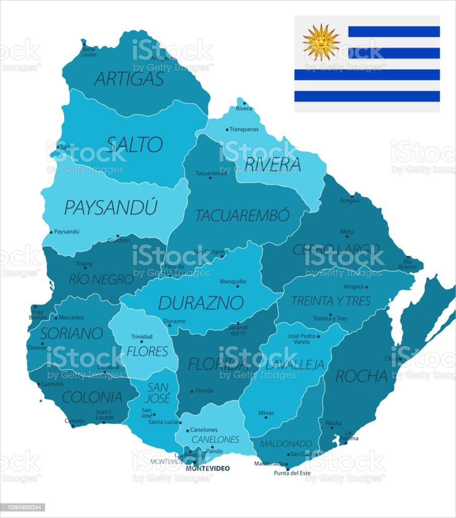 31 - Uruguay - Murena Spot Isolated 10