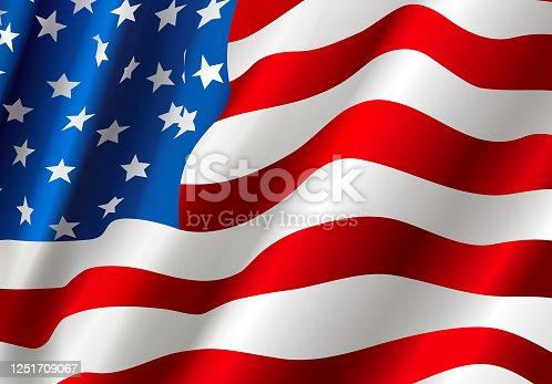 istock usa flag sign 1251709067