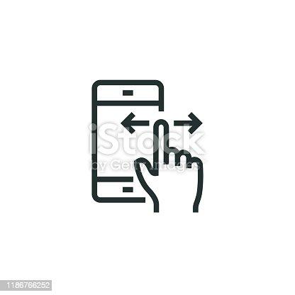 Usability Line Icon