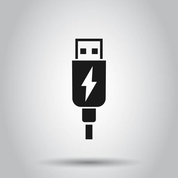 usb cable vector art graphics freevector com usb cable vector art graphics freevector com
