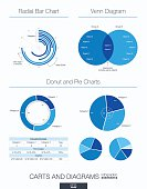 Useful infographic template. Set of graphic design elements