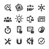 User Experience Icon - Acme Series