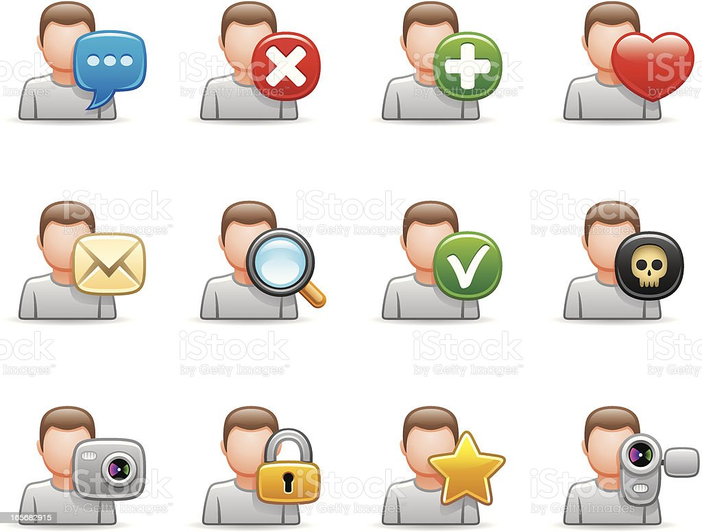 User icons royalty-free user icons stock vector art & more images of adult