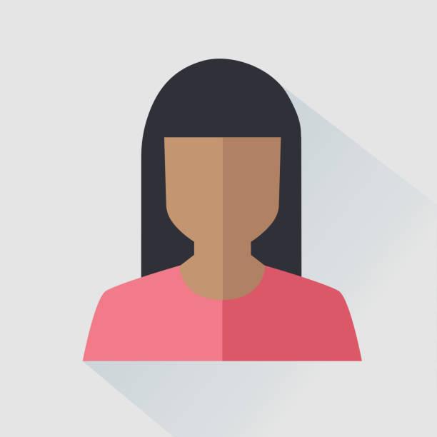 bildbanksillustrationer, clip art samt tecknat material och ikoner med user woman icon - profile photo