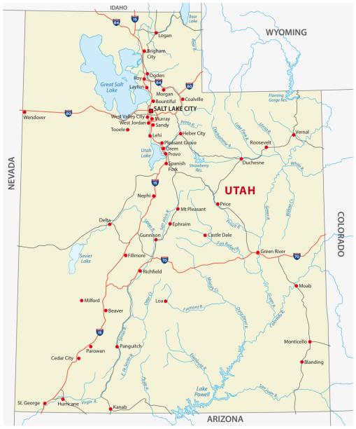 Royalty Free Northern Utah Clip Art, Vector Images & Illustrations ...