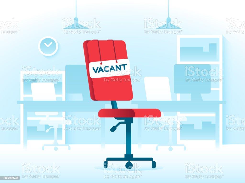 Emploi de poste vacant au bureau créatif location de vacance
