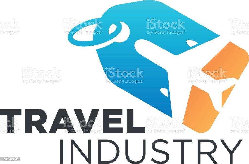Vacation Travel Discount illustration vector art illustration