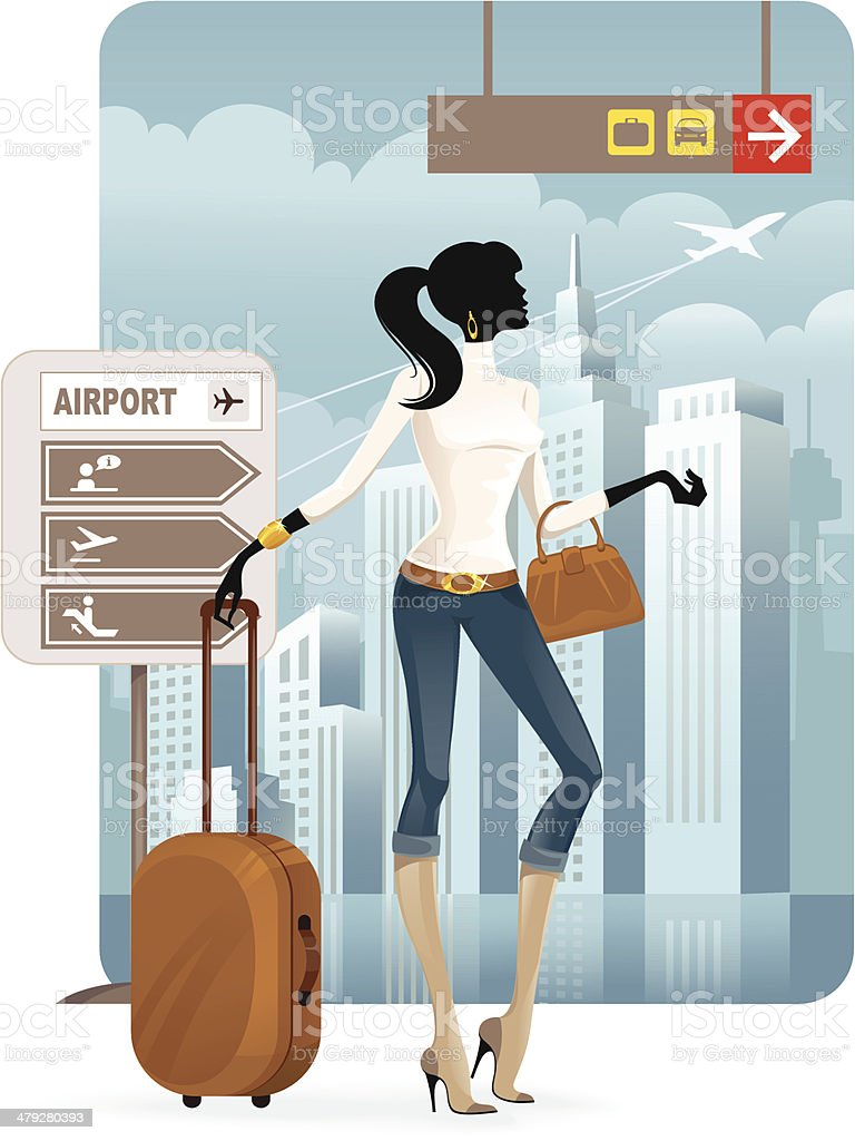 Vacation royalty-free vacation stock vector art & more images of activity