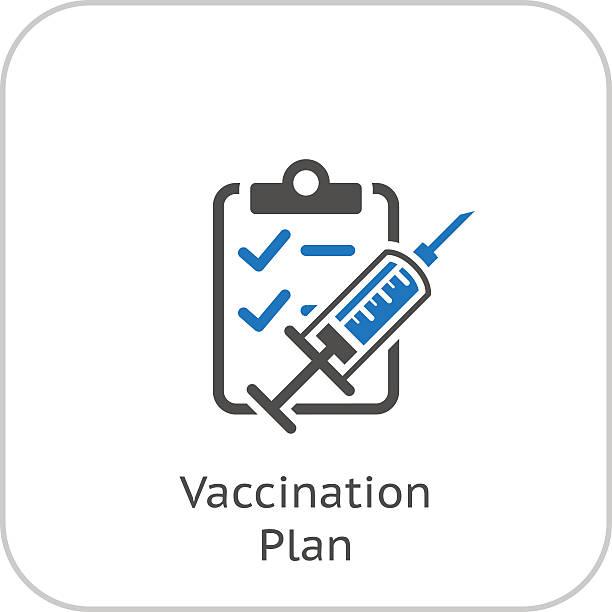 접종 및 의료 서비스 아이콘크기. 평편 디자인식. - vitamin d stock illustrations
