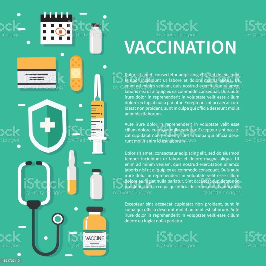 Vaccin - clipart vectoriel de Adulte libre de droits