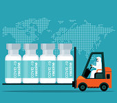 istock Vaccine - Container 1293688744