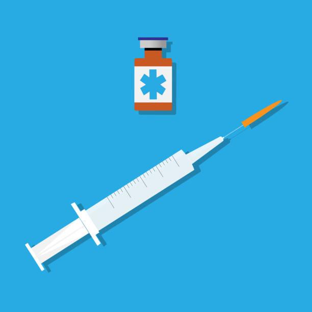 疫苗。 - medical technology 幅插畫檔、美工圖案、卡通及圖標