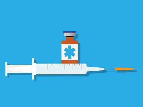 疫苗向量圖形及更多2019冠狀病毒病圖片
