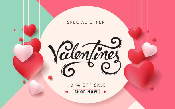 Royalty Free Valentines Day Card Clip Art Vector Images