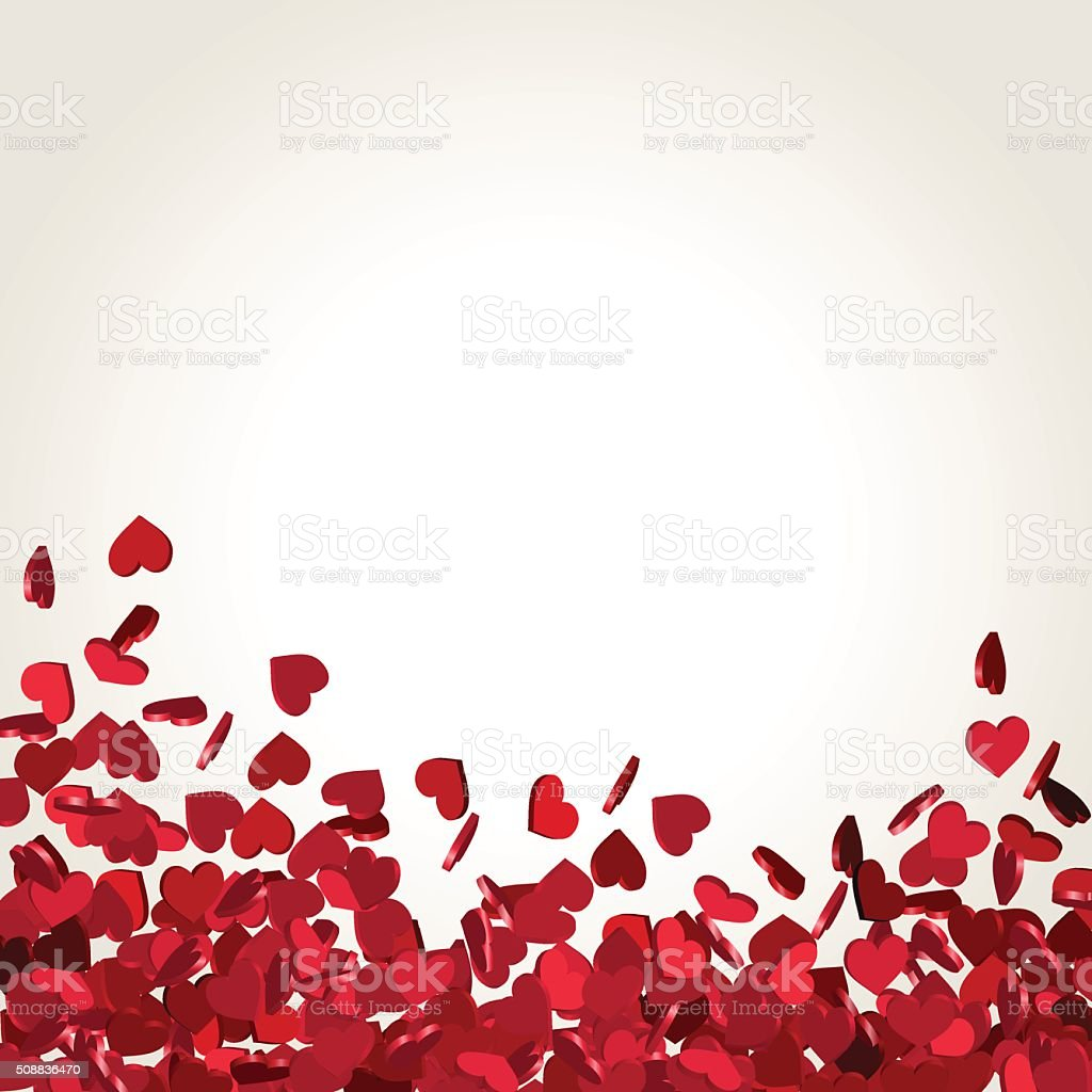 Valentine Abstract Background Stock Vector Art & More Images